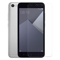 Pellicola in Vetro Temperato Protettiva Proteggi Schermo Film T02 per Xiaomi Redmi Note 5A Pro Chiaro