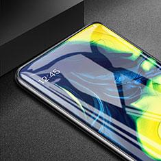Pellicola in Vetro Temperato Protettiva Proteggi Schermo Film T03 per Samsung Galaxy A80 Chiaro