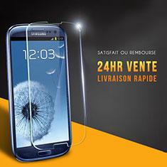 Pellicola in Vetro Temperato Protettiva Proteggi Schermo Film T03 per Samsung Galaxy S3 III LTE 4G Chiaro