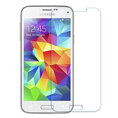Pellicola in Vetro Temperato Protettiva Proteggi Schermo Film T03 per Samsung Galaxy S5 Mini G800F G800H Chiaro