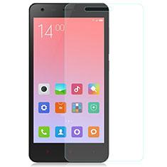 Pellicola in Vetro Temperato Protettiva Proteggi Schermo Film T03 per Xiaomi Redmi 2 Chiaro