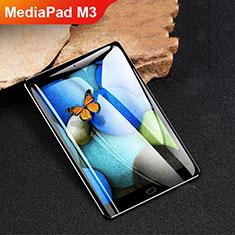 Pellicola in Vetro Temperato Protettiva Proteggi Schermo Film T04 per Huawei MediaPad M3 Chiaro