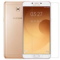 Pellicola in Vetro Temperato Protettiva Proteggi Schermo Film T04 per Samsung Galaxy C9 Pro C9000 Chiaro