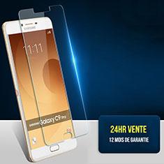 Pellicola in Vetro Temperato Protettiva Proteggi Schermo Film T05 per Samsung Galaxy C9 Pro C9000 Chiaro