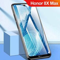 Pellicola in Vetro Temperato Protettiva Proteggi Schermo Film T06 per Huawei Honor 8X Max Chiaro