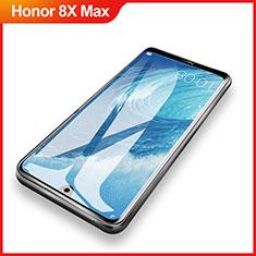 Pellicola in Vetro Temperato Protettiva Proteggi Schermo Film T07 per Huawei Honor 8X Max Chiaro