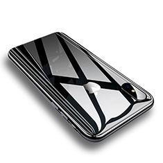Pellicola in Vetro Temperato Protettiva Retro Proteggi Schermo Film P01 per Apple iPhone Xs Max Bianco