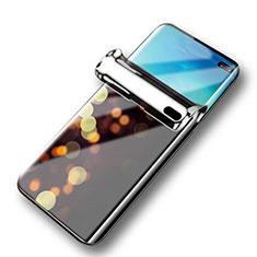 Pellicola Protettiva Film Integrale Privacy Proteggi Schermo per Samsung Galaxy S10 5G SM-G977B Chiaro