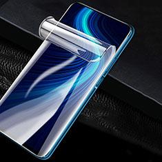 Pellicola Protettiva Film Integrale Proteggi Schermo F01 per Huawei Honor X10 5G Chiaro