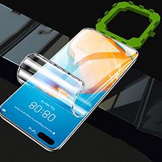 Pellicola Protettiva Film Integrale Proteggi Schermo F01 per Huawei P40 Chiaro