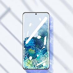 Pellicola Protettiva Film Integrale Proteggi Schermo F02 per Samsung Galaxy S21 5G Chiaro