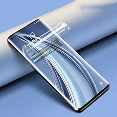 Pellicola Protettiva Film Integrale Proteggi Schermo F02 per Xiaomi Mi 10 Chiaro