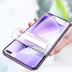 Pellicola Protettiva Film Integrale Proteggi Schermo F02 per Xiaomi Redmi K30 5G Chiaro