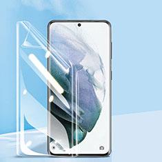 Pellicola Protettiva Film Integrale Proteggi Schermo F03 per Samsung Galaxy S21 5G Chiaro