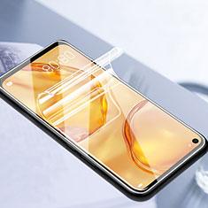Pellicola Protettiva Film Integrale Proteggi Schermo F06 per Huawei P40 Lite Chiaro