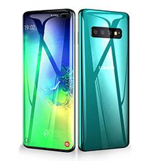 Pellicola Protettiva Fronte e Retro Proteggi Schermo Film F01 per Samsung Galaxy S10 Plus Chiaro