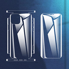 Pellicola Protettiva Fronte e Retro Proteggi Schermo Film per Apple iPhone 12 Mini Chiaro