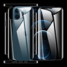 Pellicola Protettiva Fronte e Retro Proteggi Schermo Film per Apple iPhone 12 Pro Chiaro