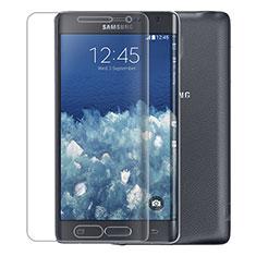 Pellicola Protettiva Proteggi Schermo Film F01 per Samsung Galaxy Note Edge SM-N915F Chiaro