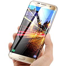 Pellicola Protettiva Proteggi Schermo Film F01 per Samsung Galaxy S7 Edge G935F Chiaro