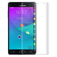Pellicola Protettiva Proteggi Schermo Film F02 per Samsung Galaxy Note Edge SM-N915F Chiaro