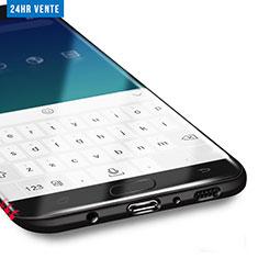 Pellicola Protettiva Proteggi Schermo Film F02 per Samsung Galaxy S7 Edge G935F Chiaro