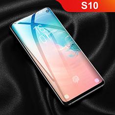 Pellicola Protettiva Proteggi Schermo Film Integrale F03 per Samsung Galaxy S10 Chiaro