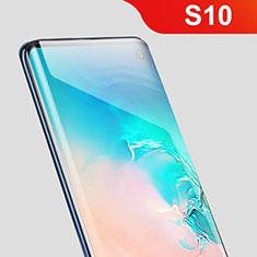 Pellicola Protettiva Proteggi Schermo Film Integrale F05 per Samsung Galaxy S10 Chiaro