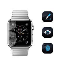 Pellicola Protettiva Proteggi Schermo Film per Apple iWatch 42mm Chiaro