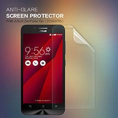 Pellicola Protettiva Proteggi Schermo Film per Asus Zenfone Go ZC500TG Chiaro
