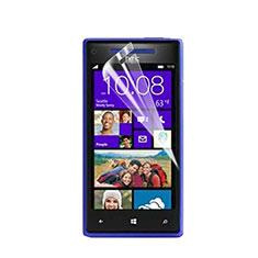 Pellicola Protettiva Proteggi Schermo Film per HTC 8X Windows Phone Chiaro