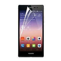 Pellicola Protettiva Proteggi Schermo Film per Huawei P7 Dual SIM Chiaro