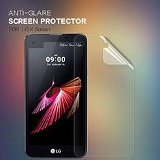 Pellicola Protettiva Proteggi Schermo Film per LG X Screen Chiaro