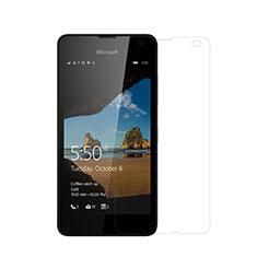 Pellicola Protettiva Proteggi Schermo Film per Microsoft Lumia 550 Chiaro
