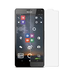Pellicola Protettiva Proteggi Schermo Film per Microsoft Lumia 950 XL Chiaro