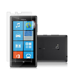Pellicola Protettiva Proteggi Schermo Film per Nokia Lumia 720 Chiaro