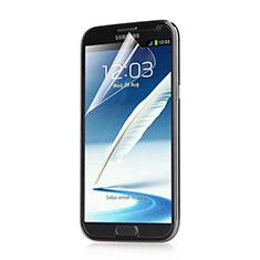 Pellicola Protettiva Proteggi Schermo Film per Samsung Galaxy Note 2 N7100 N7105 Chiaro