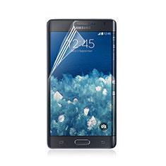 Pellicola Protettiva Proteggi Schermo Film per Samsung Galaxy Note Edge SM-N915F Chiaro