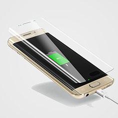 Pellicola Protettiva Proteggi Schermo Film per Samsung Galaxy S6 Edge+ Plus SM-G928F Chiaro