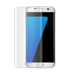 Pellicola Protettiva Proteggi Schermo Film per Samsung Galaxy S7 Edge G935F Chiaro