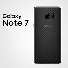 Pellicola Protettiva Retro Proteggi Schermo Film B01 per Samsung Galaxy Note 7 Chiaro
