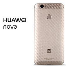 Pellicola Protettiva Retro Proteggi Schermo Film B02 per Huawei Nova Chiaro