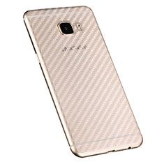 Pellicola Protettiva Retro Proteggi Schermo Film per Samsung Galaxy C7 SM-C7000 Chiaro