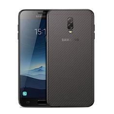 Pellicola Protettiva Retro Proteggi Schermo Film per Samsung Galaxy J7 Plus Chiaro