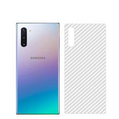 Pellicola Protettiva Retro Proteggi Schermo Film per Samsung Galaxy Note 10 5G Chiaro