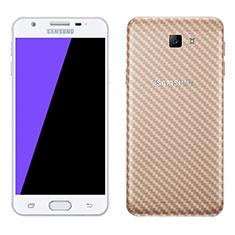 Pellicola Protettiva Retro Proteggi Schermo Film per Samsung Galaxy On7 (2016) G6100 Chiaro