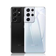Pellicola Protettiva Retro Proteggi Schermo Film per Samsung Galaxy S21 Ultra 5G Chiaro