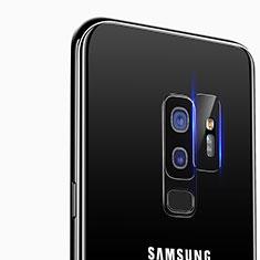 Protettiva della Fotocamera Vetro Temperato C01 per Samsung Galaxy S9 Plus Chiaro