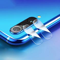 Protettiva della Fotocamera Vetro Temperato C01 per Xiaomi Mi 9 Pro Chiaro
