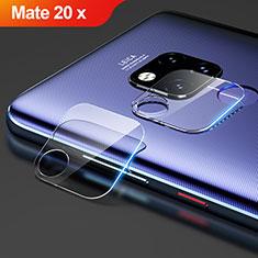 Protettiva della Fotocamera Vetro Temperato per Huawei Mate 20 X Chiaro